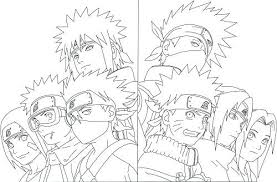 Naruto Coloring Pages Coloring Pages