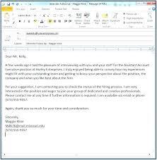 Example Of Sending Resume Via Email Plus Sample Email Body For Beauteous Email Body For Sending Resume