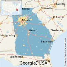 Best Places Net Best Places To Live In Georgia
