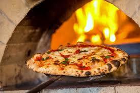 本格派のピザ