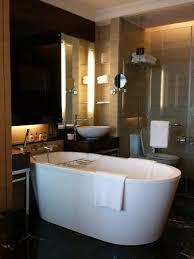 the majestic hotel kuala lumpur bathtub with separate shower area