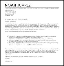 Fraud Analyst Cover Letter Sample Cover Letter Templates Examples