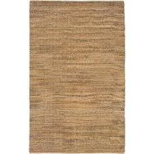 5 x 8 medium tan area rug naturals