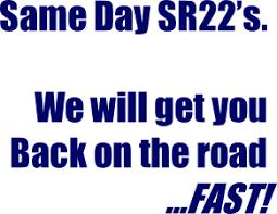 Sr22 Insurance Quote