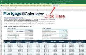Amortization Mortgage Calculator Extra Payment Mortgage Calculator Extra Payment Formula