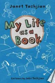 my life as a book by janet tashjian dubbed a reluctant reader by his teacher twelve year old derek spends summer vacation learning important lessons