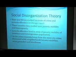 college application essay topics for social disorganization we conclude the chapter some remarks about one additional important theoretical direction for social disorganization theory