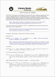 Elegant Free Apa Template For Word Best Of Template