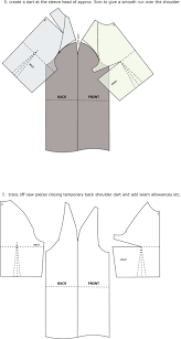 Raglan Sleeve Pattern Gorgeous Introduction To Pattern Cutting Raglan Sleeve Pattern Making
