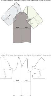 Raglan Sleeve Pattern Gorgeous Introduction To Pattern Cutting Raglan Sleeve Pattern Making
