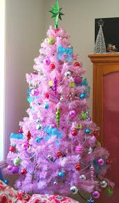 ... Best Pink And Purple Christmas Tree Decorations Tittle ...