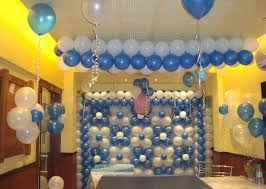 Small Picture Innovative Birthday Decorations At Home 7 By Inexpensive Article