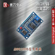 get ations ad9851dds signal dds signal generator module to send the program