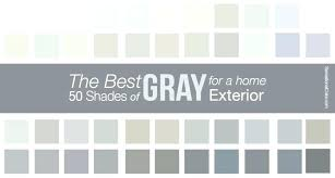 50 Shades Of Gray Color Chart Gray Shades Image Result For Of Colours And Their Names In