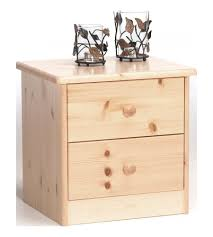 Natural Pine Bedroom Furniture Steens Mario Natural Pine Kids 2 Drawer Bedside Cabinet Table Is