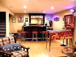 cool basement ideas. Basement Lighting Ideas Cool Unfinished Ceiling Drop