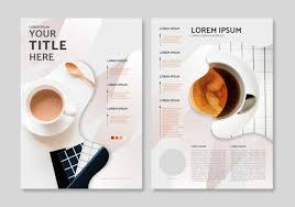 Magazines Layouts Ideas Magazine Layout Template Free Vector Vectorkh