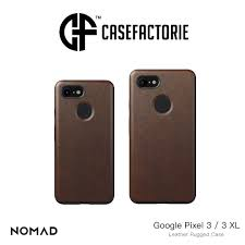 nomad horween leather rugged case for google pixel 3 3xl mobile phones tablets mobile tablet accessories cases sleeves on carou