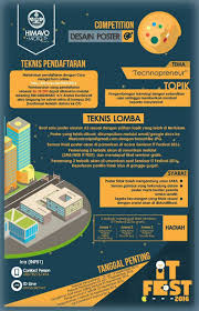 Small Picture Lomba Desain Poster 2016 Micro IT IPB