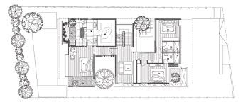 WOW architects  sunset vale housefloor plan   level