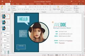 Resume In Powerpoint Powerpoint Resume Templates The Highest Quality Powerpoint