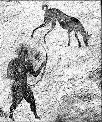 dogs in art history essay research nicola keens  cave painting
