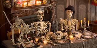 Spooky haunted house decorating ideas