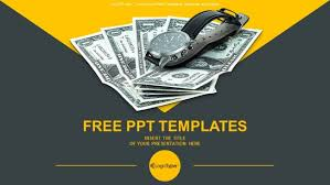 Free Money Ppt Templates Time Is Money Powerpoint Templates