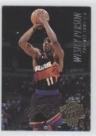 1994-95 Fleer Ultra - [Base] #317 - Wesley Person