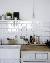 White kitchen & bathroom tiles from Walls and Floors