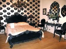 Antique Black Bedroom Furniture Simple Inspiration Ideas