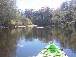 manatee river 9 mile paddling trail kayak canoe free map