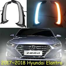 2018 Hyundai Elantra Daytime Running Lights Body Replacement For Hyundai Elantra 2016 2018 12 Led