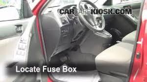 interior fuse box location pontiac vibe pontiac 2003 2008 pontiac vibe interior fuse check