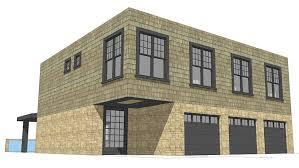 Large Hillside Ranch Home Plan CHPLG3096GA Sq Ft  Luxury Home Large House Plans