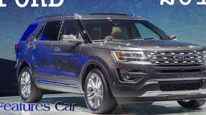 new ford 2018. delighful new 20182017 ford everest  luxury suv concept new overview for new ford 2018 1