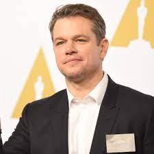 Matt Damon reveals his daughter ...