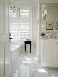traditional marble bathrooms. Carrara Marble Bathrooms Bathroom Traditional With Wall Lighting Floor Tile White O