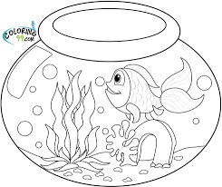 Small Picture Goldfish Coloring Pages Minister Coloring