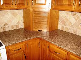 kitchen brown isnald with metal gas stove table shiny black granite countertops diy yellow pendant