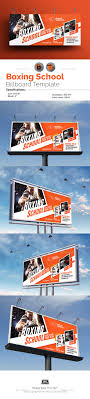 School Billboard Design School Billboard Graphics Designs Templates From Graphicriver