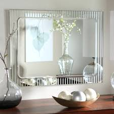 horizontal wall mirror ikea long mirrors big bathroom ideas handle frameless portrait brown wood glossy white