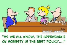 Funny Pics About Honesty Honesty Is The Best Policy Cartoons and Comics funny pictures from 14