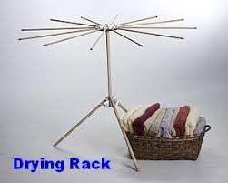 Umbrella Drying Rack Best Outdoor Umbrella Clothesline Two sizes Made in USA 10