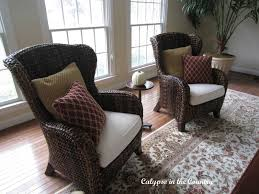 interesting pottery barn wingback chair for your interior decor set of 2 pottery barn brown