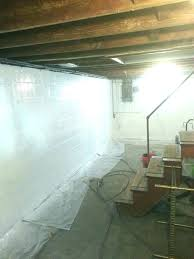 painting concrete basement wall basement wall sealer concrete block wall sealer seal basement walls with painting