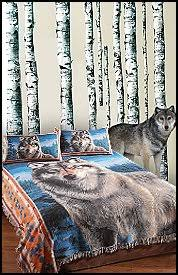 Wolf Theme Bedding   Add The Beauty Of Nature To Your Bedroom
