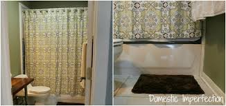 adding length to a shower curtain domestic imperfection with regard lengths beautiful 0 bathroom standard