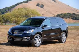Used Chevy Traverse - McCluskey Automotive