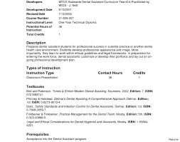 Dental Assistant Resume Dental Assistant Resumes Resume Template Great Templates 100a Sample 86